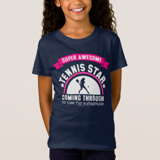 Golly Girls: Super Awesome Tennis Star T-Shirt
