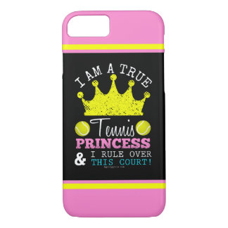 Golly Girls: Tennis Princess Rule Over This Court iPhone 7 Case