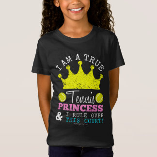 Golly Girls: Tennis Princess Rule Over This Court T-Shirt