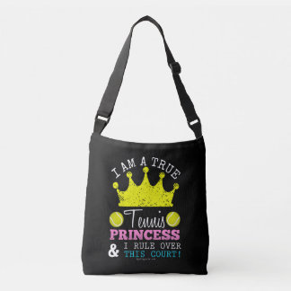 Golly Girls: Tennis Princess Rule Over This Court Tote Bag