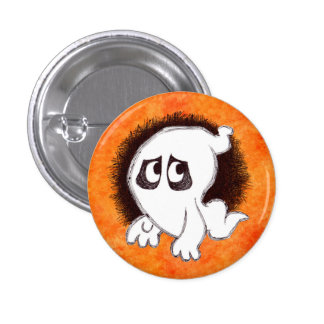 Gomer the ghost button