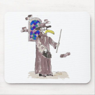 Gomerblog Window Guy Mouse Pad