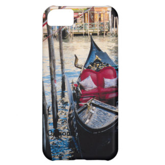 Gondola in Venice Italy Cover For iPhone 5C