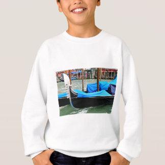 Gondola in Venice, Italy Sweatshirt