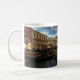 Gondola Ride at The Venetian Mug