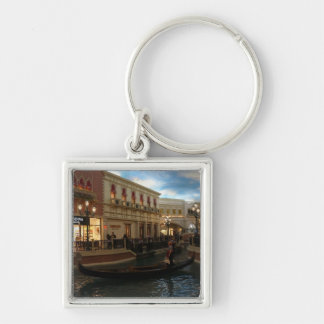 Gondola Ride at The Venetian Premium Keychain