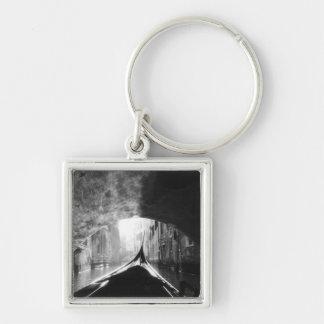 Gondola Under A Venice Bridge Keychain