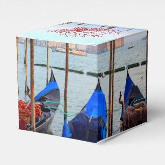 Gondolas Favour Box
