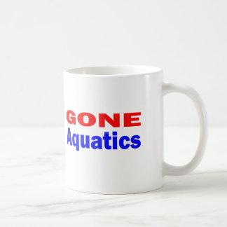 Gone Aquatics. Coffee Mug