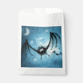 Gone Batty Halloween Favor Bags