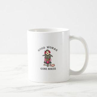 GONE BIKER COFFEE MUGS