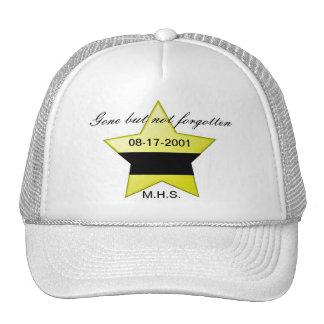 Gone but not forgotten fallen officers hat