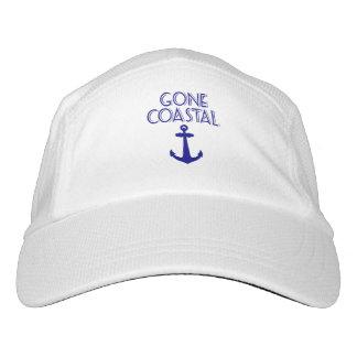Gone Coastal Navy Blue Anchor Hat
