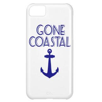 Gone Coastal Navy Blue Anchor iPhone 5C Case