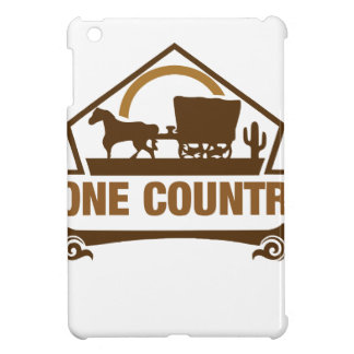 Gone Country - Country Living Cover For The iPad Mini