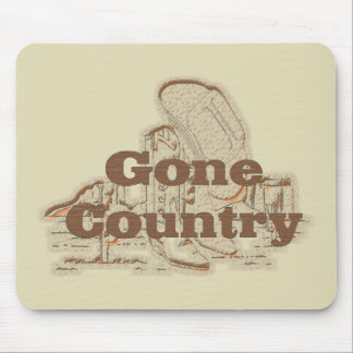 Gone Country...Mousepad Mouse Pad