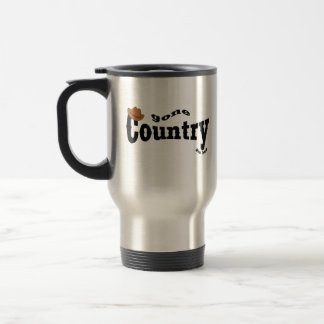 gone country yeehaw coffee mug