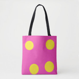 Gone Dotty tote bag