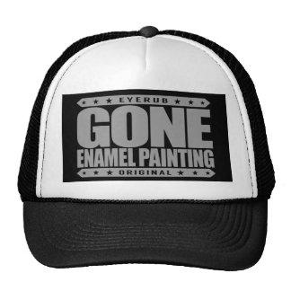 GONE ENAMEL PAINTING - Durable Hard Finish Painter Cap