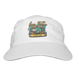Gone Fishin Port Hole Hat