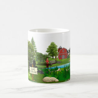 Gone Fishing Coffee Mug, Cup