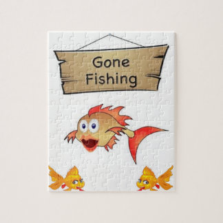 gone fishing colorful kids jigsaw puzzle everyone
