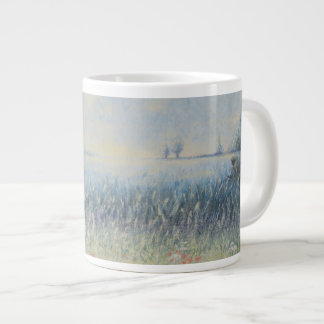 Gone Fishing Giant Coffee Mug