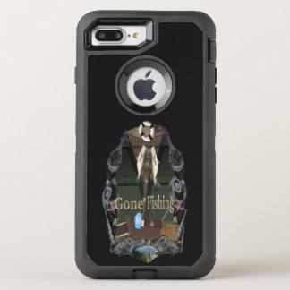 Gone Fishing OtterBox Defender iPhone 8 Plus/7 Plus Case