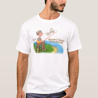 Gone Fishing Retirement T-Shirt