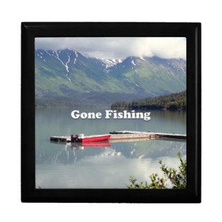Gone Fishing: Trail Lake, Alaska Gift Box