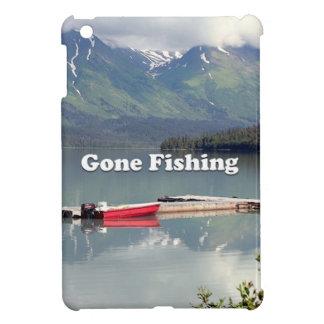 Gone Fishing: Trail Lake, Alaska iPad Mini Cases