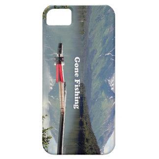 Gone Fishing: Trail Lake, Alaska iPhone 5 Cases