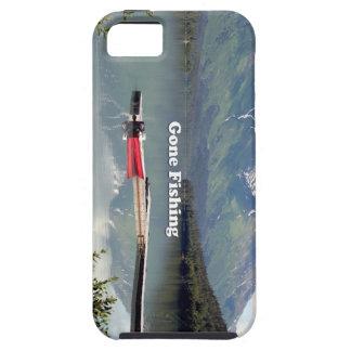 Gone Fishing: Trail Lake, Alaska iPhone 5 Covers