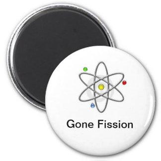 Gone Fission Magnet