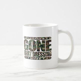 GONE FURRY DRESSING - Love Furry Fandom Subculture Basic White Mug