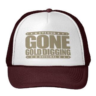 GONE GOLD DIGGING - A Rich Successful Entrepreneur Cap