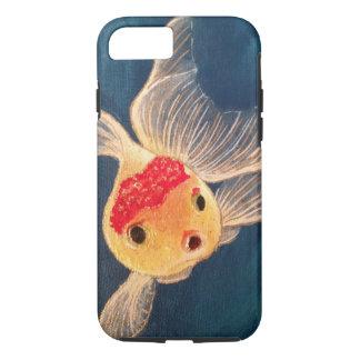 Gone Goldfishin iPhone 7 Case