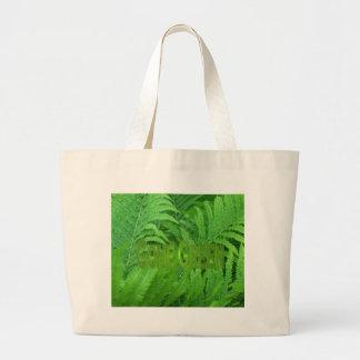 Gone Green 1 Jumbo Tote Bag