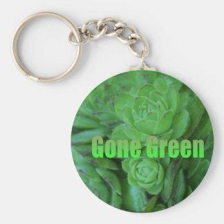 Gone Green 1 Key Chains