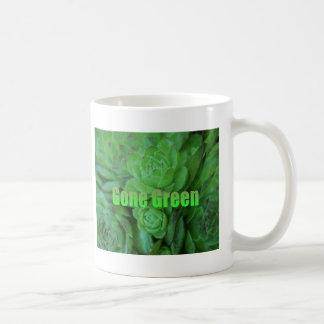 Gone Green 1 Mugs