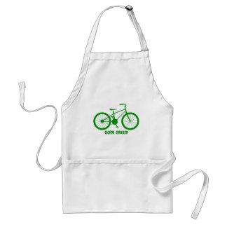 gone green apron