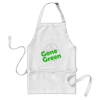 gone green aprons