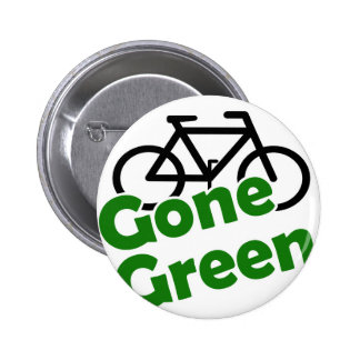 gone green bicycle buttons