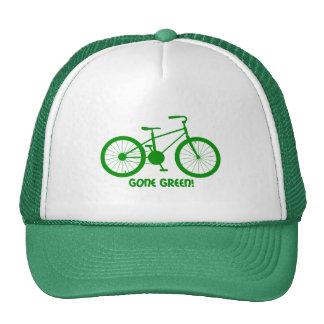 gone green cap