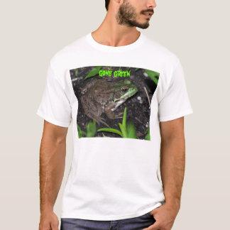gone green -frog T-Shirt