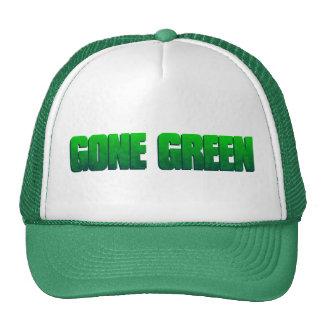 Gone Green Hats