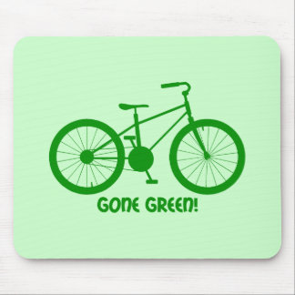 gone green mouse pad