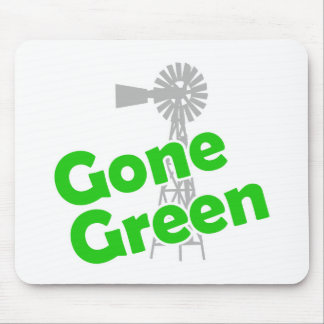 gone green mouse pads