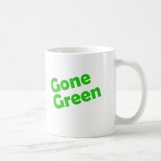 gone green mugs