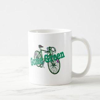 Gone Green Coffee Mugs
